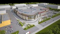 Продаётся земельный участок площадью 20 соток по ул. Сергеева, 3 (прямо между ТРЦ Сильвер Моллом общей площадью 100700 кв.м. и магистралью, рядом с Моллом - парковка на 900 мест).